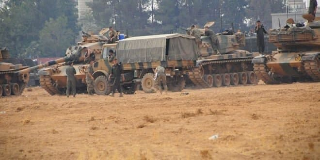 הכיבוש הטורקי הכניס תגבורות חדשות ביניהן כלי נשק סגולתי לאזור אידליב