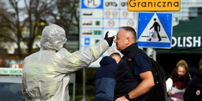גרמניה: 15145 אלף בני אדם אובחנו עם קורונה