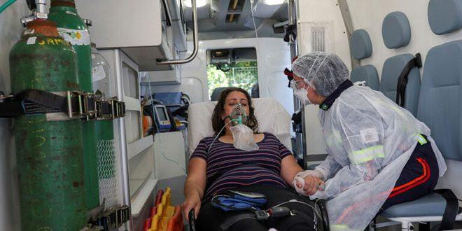 ברזיל: 404 בני אדם מתו מקורונה ביממה החולפת