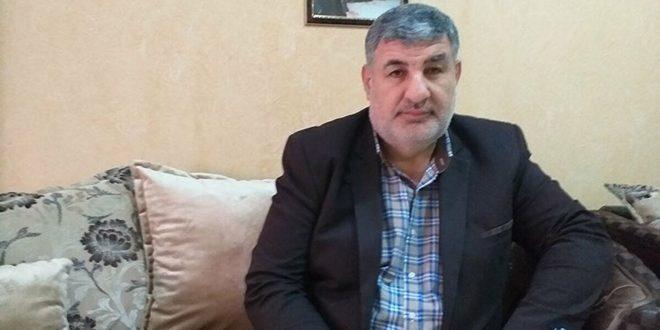 האסיר המשוחרר מדחת סאלח אל-סאלח נפל חלל בכדורי האוייב הישראלי