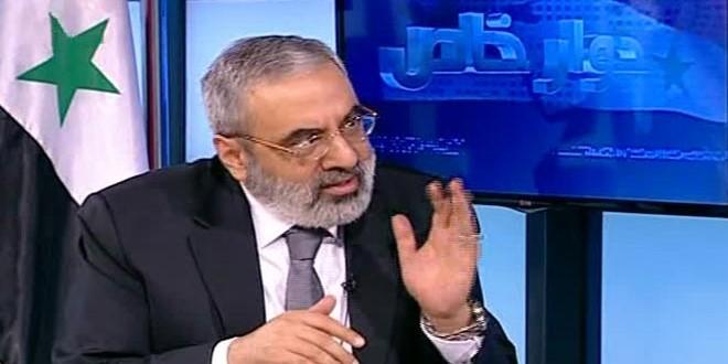 Omran-al-Zoubi-Information-Minister