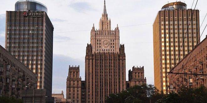 В МИД РФ прокомментировали решение США ввести новые санкции против России