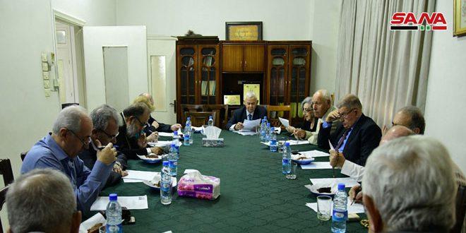 Сирийский народный комитет отверг организуемый администрацией США форум в Бахрейне