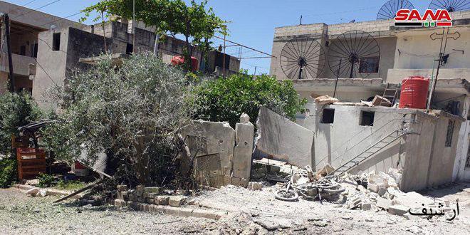 В Хаме при обстреле террористов погибла девочка