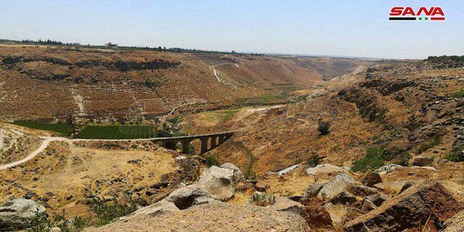 Поселок Тель-Шхаб привлекает туристов живописным водопадом (фоторепортаж)