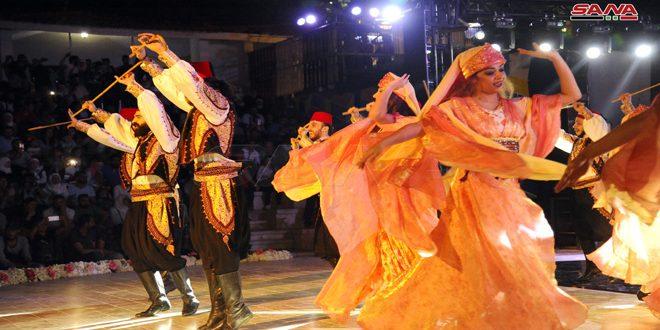 В Дамаске стартовал второй этап фестивали «Аш-Шам сплочает»