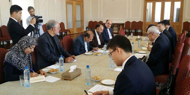 Тегеран и Пекин подтвердили необходимость борьбы с терроризмом в Сирии