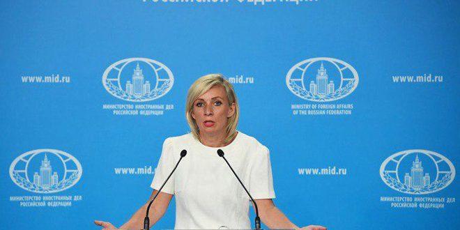 Захарова: Присутствие террористических организаций вызвало серьезную напряженность в Идлебе