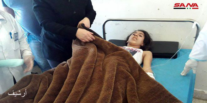 При обстреле боевиками провинции Хама погибла женщина, еще одна ранена
