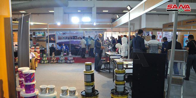 В Дамаске открылась V выставка «Восстановление Сирии»