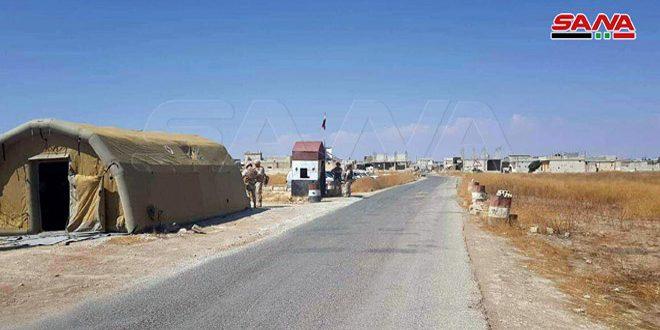 Террористы «Джебхат Ан-Нусры» не позволяют мирным жителям выходить через КПП «Абу Ад-Духур»