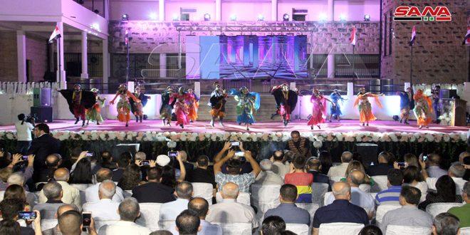 В провинции Тартус стартовал первый фестиваль эмигрантов