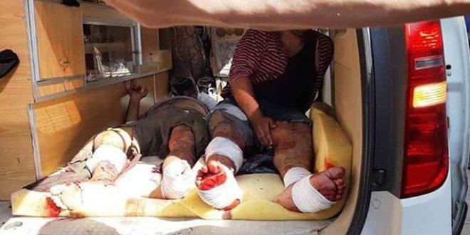 В районе Рас Аль-Айн жертвами турецкого авианалета стали 5 мирных жителей, 20 ранены