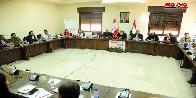 Участники национальной встречи призвали содействовать примирению