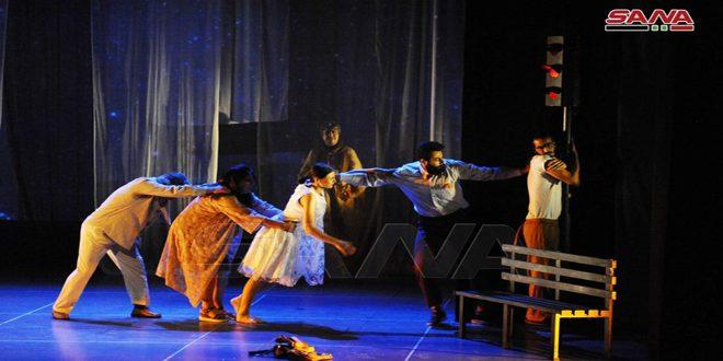 Сирия представляет два спектакля на фестивале в Аммане
