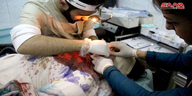Террористы обстреляли квартал Джамаият Аз-Захра в Алеппо, есть раненые
