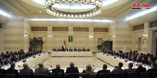 Определена стратегия работы по стимулированию промышленного сектора Сирии