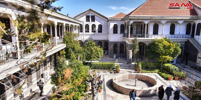 Дом в Старом городе Дамаска — уникальный памятник архитектуры