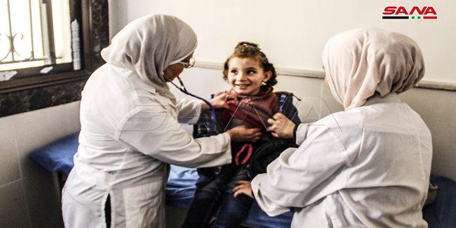 В Алеппо вновь введены в эксплуатацию два медицинских центра