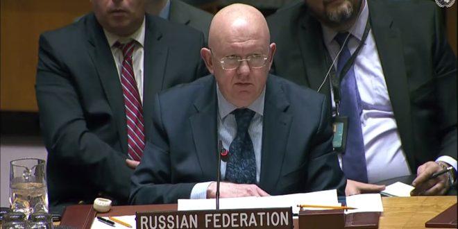 Небензя: Терроризм в Идлебе должен быть полностью ликвидирован