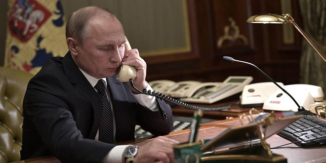 Путин: Необходимо безусловно уважать суверенитет и территориальную целостность Сирии