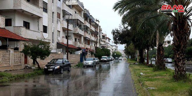 Дождь в Тартусе