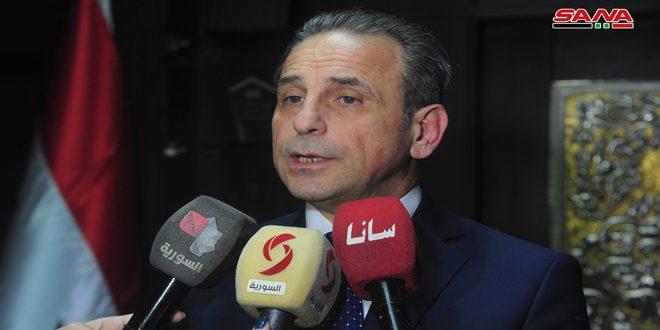 Минздрав призвал ввести режим полной изоляции в поселке Мнин провинции Дамаск из-за смерти женщины от коронавируса
