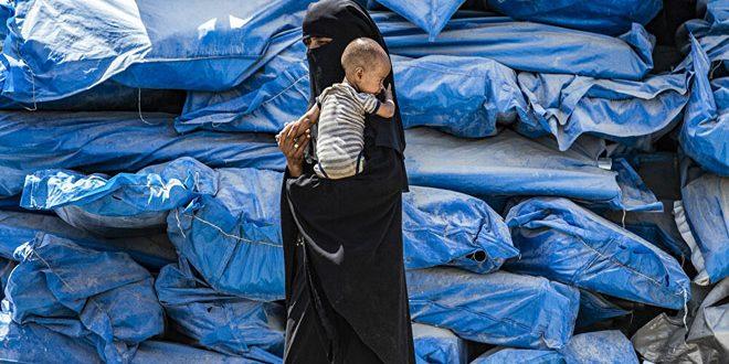 Ребенок погиб в сирийском лагере «Аль-Холь»