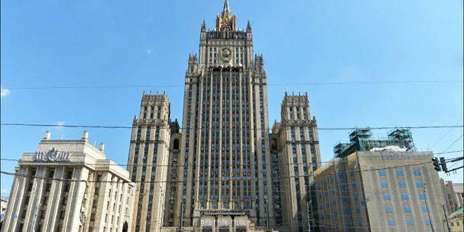МИД РФ осудил ракетные удары Израиля по Сирии