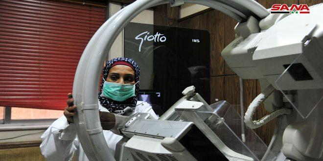 В университетской клинике «Аль-Маусат» в Дамаске открылось специализированное отделение по заболеваниям молочной железы