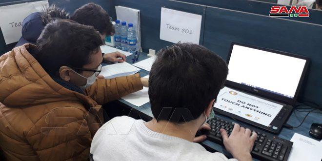При участии 41-й команды стартовал 10-й финальный Национальный сирийский конкурс по программированию