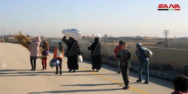 В провинции Дейр-эз-Зор вновь открыт коридор «Ас-Сальхия»