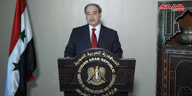 Аль-Мекдад: Некоторые государства используют Конференцию по разоружению, чтобы свести счеты с другими странами