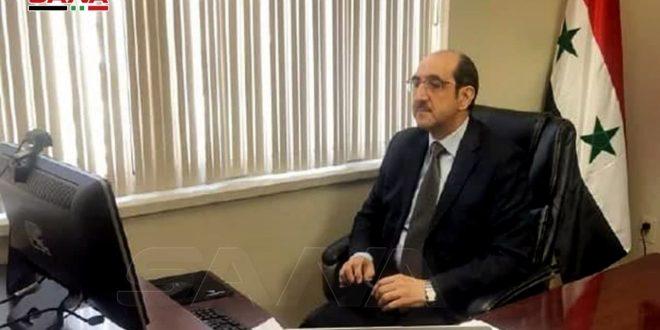 Ас-Саббаг: Политизация гуманитарных вопросов в Сирии увеличила человеческие страдания