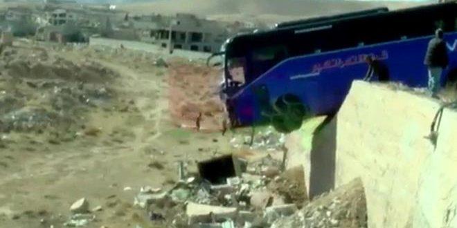 На трассе Дамаск – Хомс в результате ДТП пострадали 15 человек