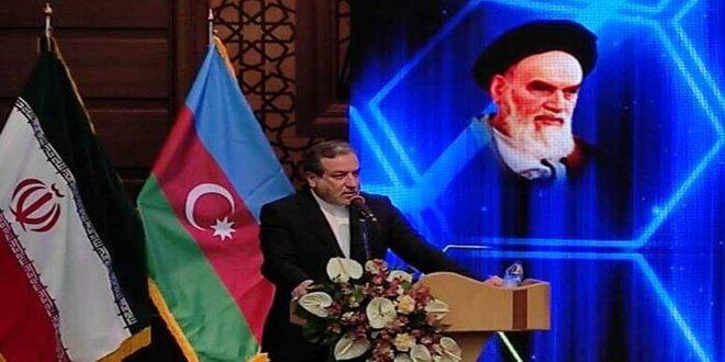 Аракчи: Иран глубоко обеспокоен присутствием такфиристских террористов в Нагорном Карабахе