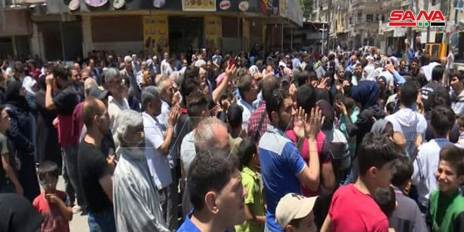 В рамках завершения процесса национального примирения – освобождены 32 жителя из Восточной Гуты