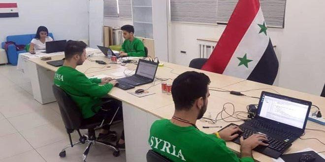 При участии Сирии стартовал первый тур Международной олимпиады по информатике