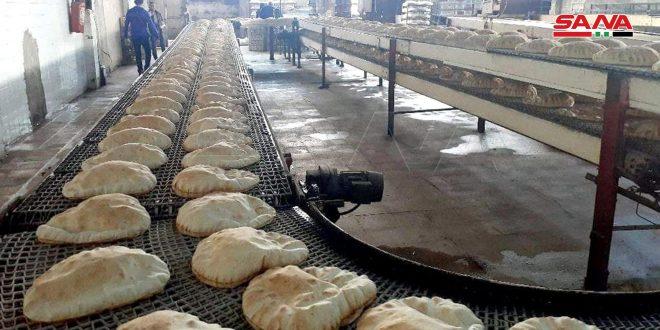 Завтра в провинциях Хама, Тартус и Латакия начнется продажа хлеба населению по новому механизму