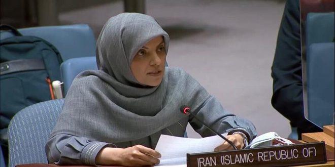 Эршади: Необходимо отменить антисирийские ограничительные меры