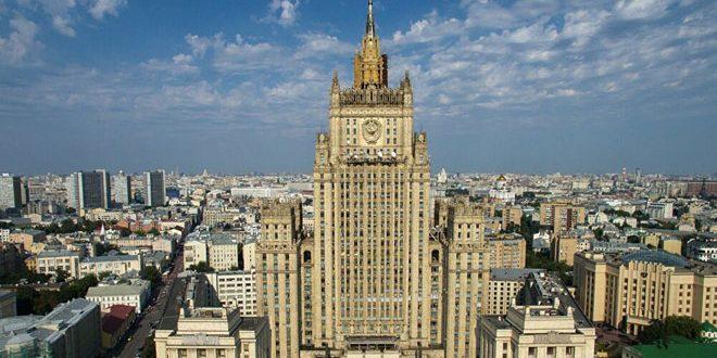 Замглавы МИД РФ обсудил со спецпосланником ООН продвижение политического процесса в Сирии