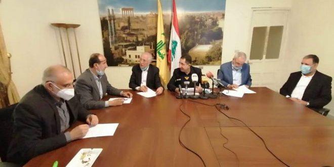 Ливанский парламентский блок: Сирия была и остается главным сторонником Ливана