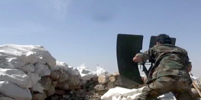 Kahramanlarımız Teröristlerin İhlallerine Uygun Bir Şekilde Karşılık Veriyor