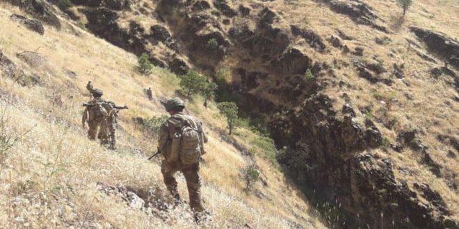 Irak'ın Kuzeyinde Çıkan Çatışmada Türk Rejiminden 3 asker Öldü