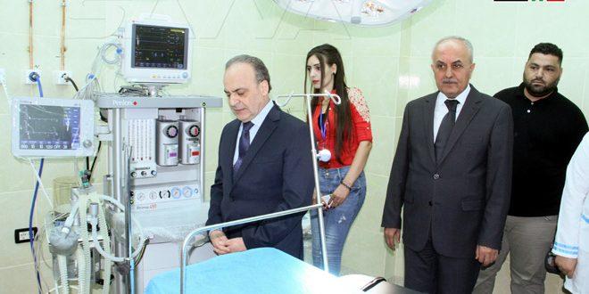 Başbakan Çocuk Hastanesini Hizmete Açtı