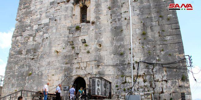 Safita Kalesinden Kalan Son Anıtı