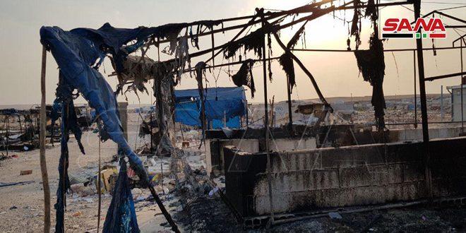 Deliller Belgeliyor.. Erdoğan Rejimi Sivil Kampları Bombalayarak IŞİD Teröristlerini Aileleriyle Birlikte Tahliye Etti