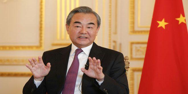 Çin Suriye Topraklarına Yönelik Saldırgnlığını Reddettiğini Yineledi