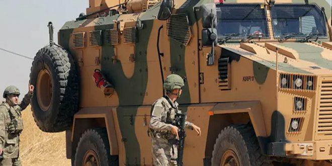 Suriye Topraklarına Yönelik Türk Rejiminin Saldırganlığında 4 Türk Asker Öldürüldü 6 Asker de Yaralandı