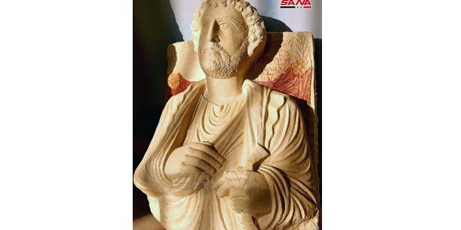 Antik Yarım Heykel Eseri Arama Tarama Operasyonları Sırasında Ele Geçirildi